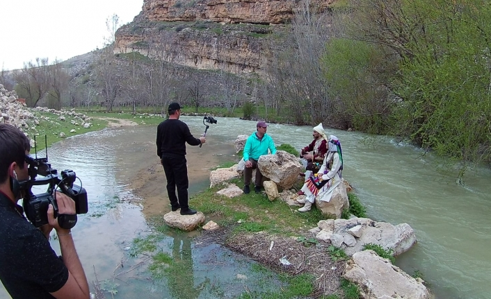 Türkmenistan Devlet Televizyonu İlimizde Çekimler Yaptı