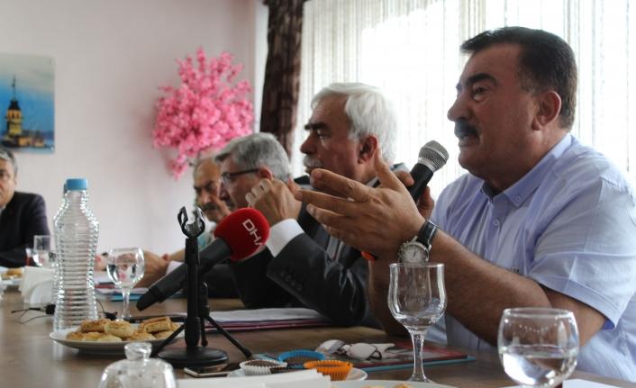 Karaman Gönüllüleri Çalışma Topluluğu Toplantısı Yapıldı