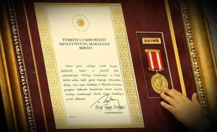 """Kıbrıs Gazileri İçin """"Milli Mücadele Madalyası Tevcih Töreni"""" Yapılacak"""