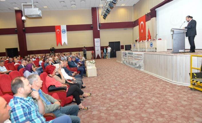 KMU Ev Sahipliğinde Düzenlenen Karaman Sempozyumu Başladı