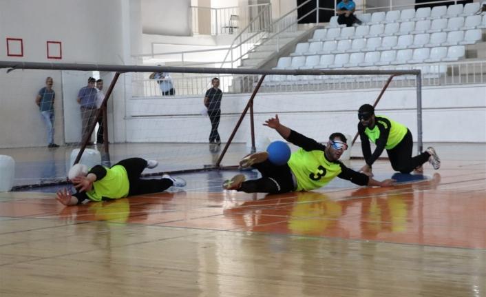 Goalball 2.Lig Müsabakaları Başladı