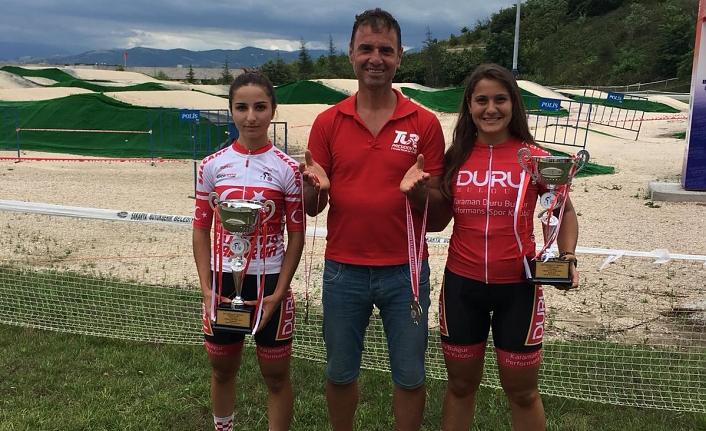 Duru Bulgur Performans Spor Kulübü Şampiyonluğa Doymuyor