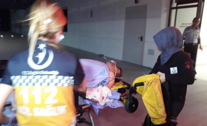 Komşular Arasında Kavga: 1'i Çocuk 3 Yaralı