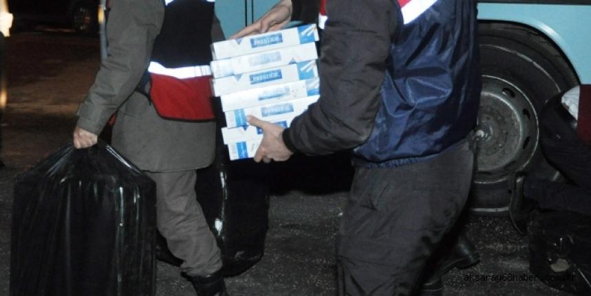 Sigara Kaçakçısına 26 Bin Lira Para Cezası