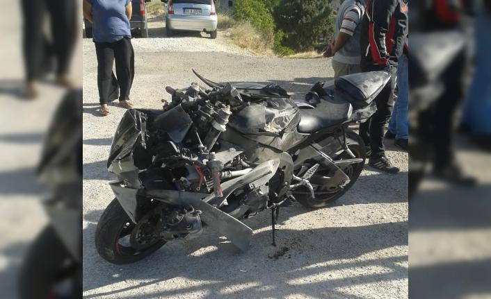 2 Ayrı Trafik Kazasında 2 Yaralı
