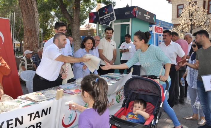 Halk Sağlığı Haftası Etkinliği Düzenlendi