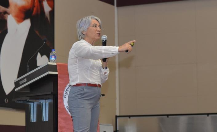 Kmü'de 'Madde Bağımlılığı İle Mücadele' Konferansı Düzenlendi