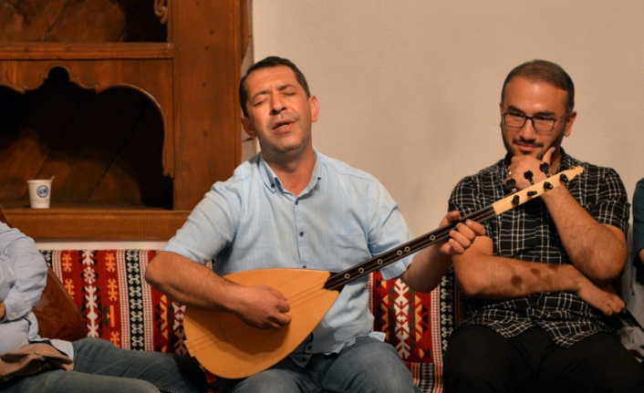 Nalıncılar Kültür Evi'nde Türkü Gecesi