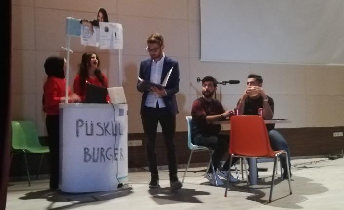Gıda Güvenliği, Seminer Ve Tiyatro Oyunu İle Anlatıldı