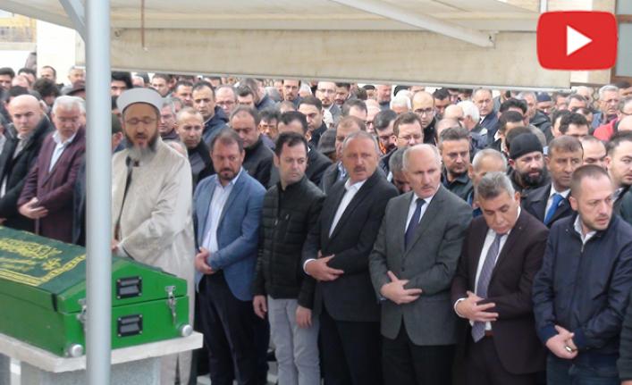 Hasan Binici Dualarla Toprağa Defnedildi