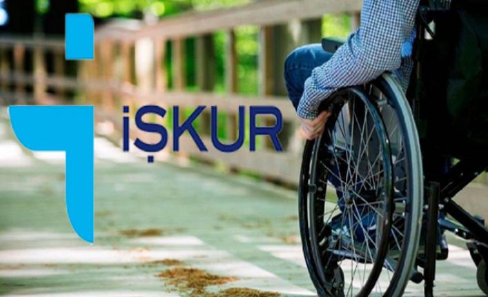 İŞKUR Engelli İstihdamına Yönelik Proje Başvuruları Başladı