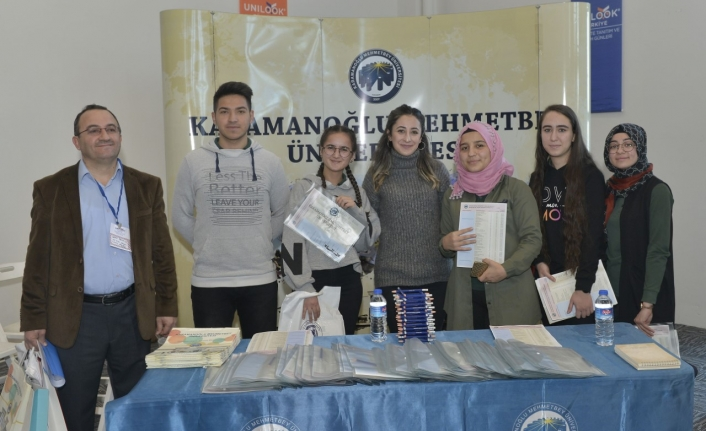 KMÜ, Konya Ve Karaman'da Tanıtıldı
