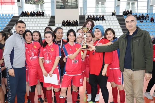 Gençler Futsal'da Şampiyonlar Belli Oldu