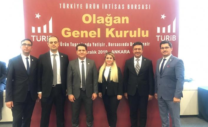 Karaman Ticaret Borsası Türkiye'de İlk 7 Borsa Arasında