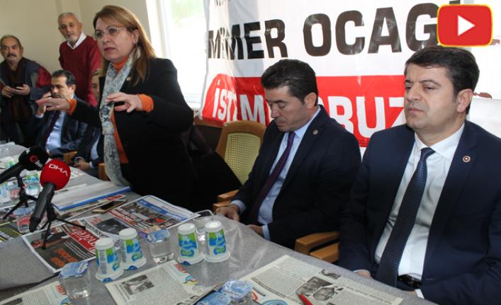 Karaman'da Köylülerin Mermer Ocağı Tepkisi
