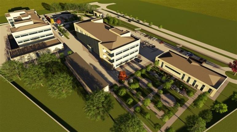Karaman`da Sağlık Kompleksi 2020 Yılının Sonunda Hizmete Girecek