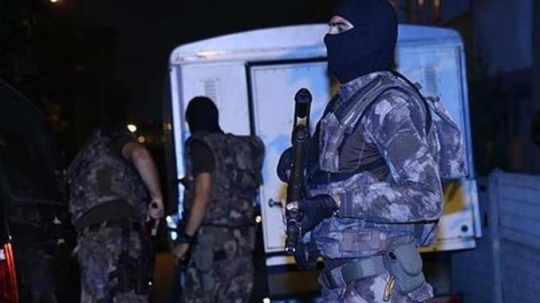 Konya Merkezli FETÖ'ye Şafak Baskını: 5 Gözaltı