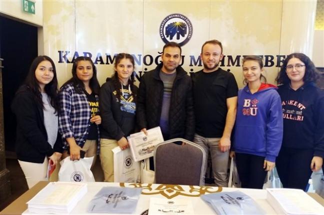 Mersin Ve Adana`da KMÜ`ye Yoğun İlgi