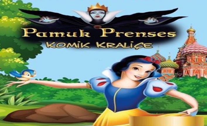 Pamuk Prenses Karaman`da Sahne Alacak