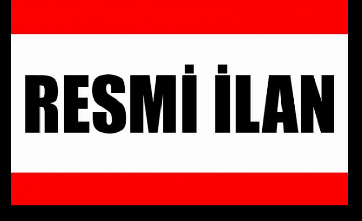 T.C. KARAMAN İCRA DAİRESİ 2019/9030 ESAS