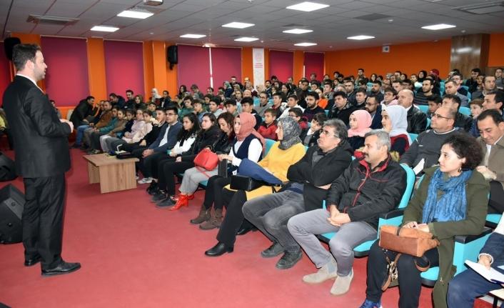"""""""TÜBİTAK Araştırma Projeleri Yarışması"""" Bilgilendirme Toplantısı Yapıldı"""