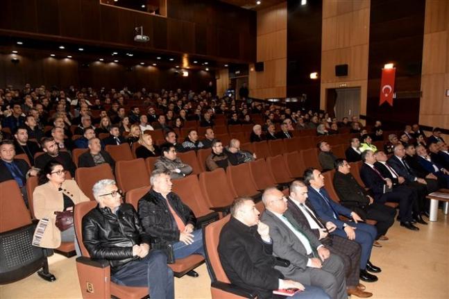2019 - 2020 Eğitim Öğretim Yılı İkinci Dönem Toplantısı Yapıldı
