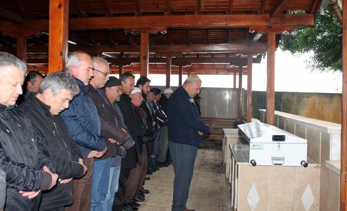 Karaman Erdemli Sınırında Kaybolan Adamın Cenazesi Defnedildi