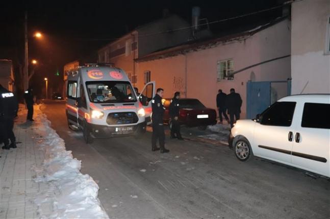 Karaman'da Silahlı Saldırıda Bir Kadın Yaralandı