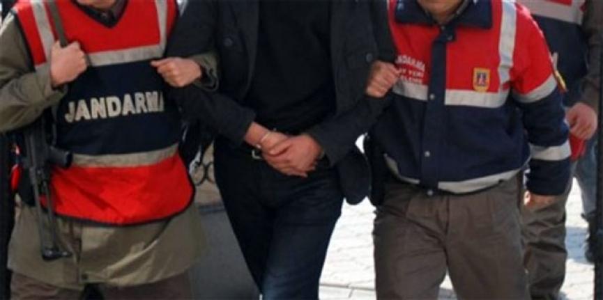 Küçükbaş Hayvan Çalan Şahıs Tutuklandı