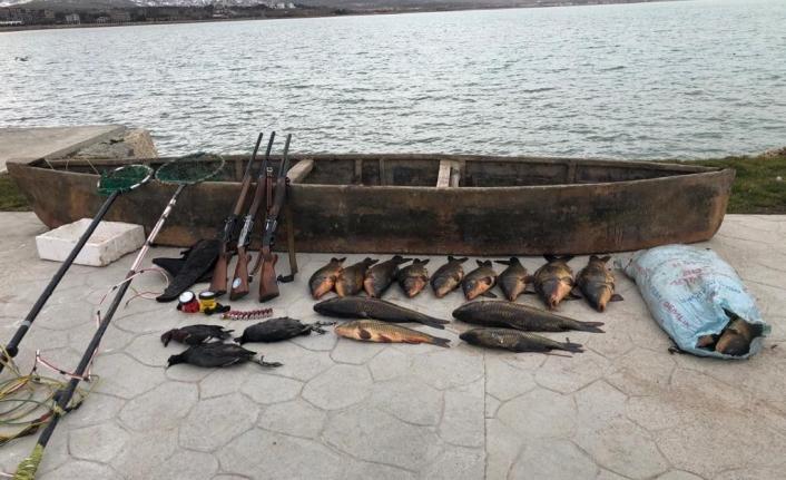 Elektroşokla Balık Avına 420 Bin Lira Ceza!