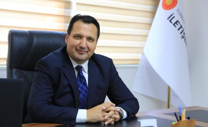 İletişim Başkanlığı Konya İl Müdürlüğünden Kutlama Mesajı