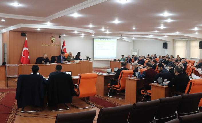 Karaman Belediyesi Şubat Ayı Meclis Toplantısı Sakin Geçti