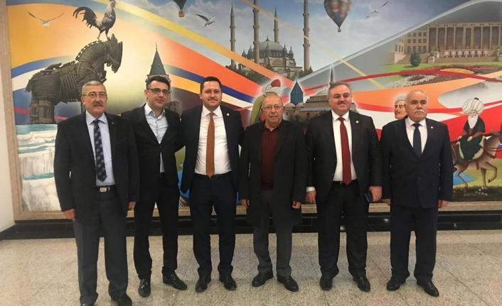 Karaman Belediyespor'a Tam Destek