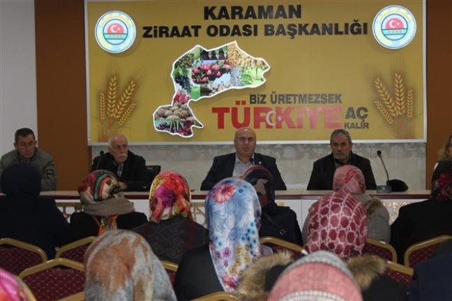 Karaman'da Elmaları Artık Sertifikalı İşçiler Toplayacak