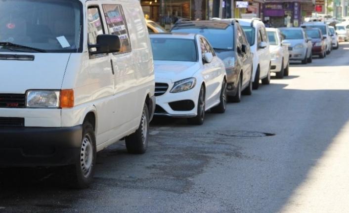 Karaman'da Motorlu Kara Taşıt Sayısı Arttı