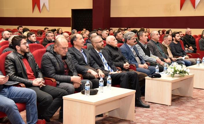 Karamanlı Çiftçilere Toprak Verimliliği ve Gübre Konferansı