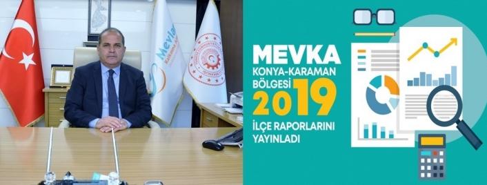 MEVKA Karaman Bölgesi Raporlarını Paylaştı