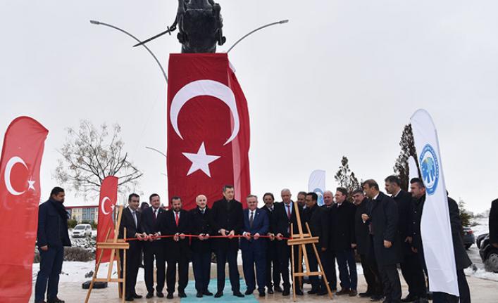 Milli Eğitim Bakanı Selçuk'tan KMÜ'ye Ziyaret