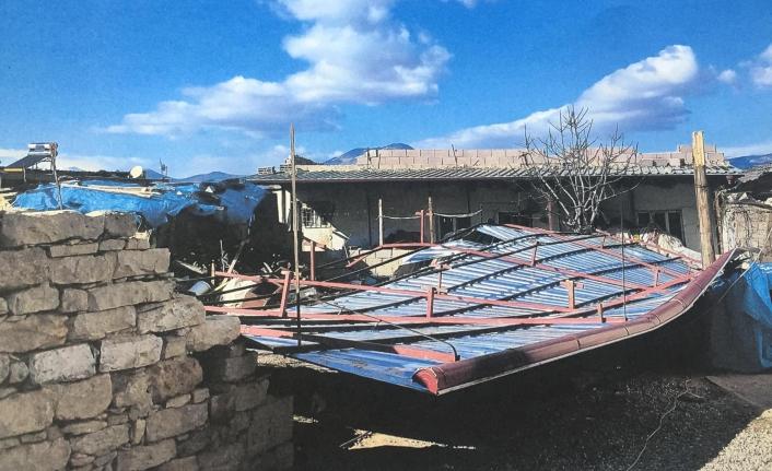 Mut'ta Yağışlardan Zarar Görenlere Devlet Sahip Çıktı