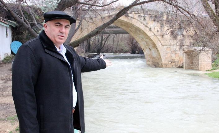Başkan Bayram:Karaman, 30 yılın en iyi kış mevsimini geçiriyor