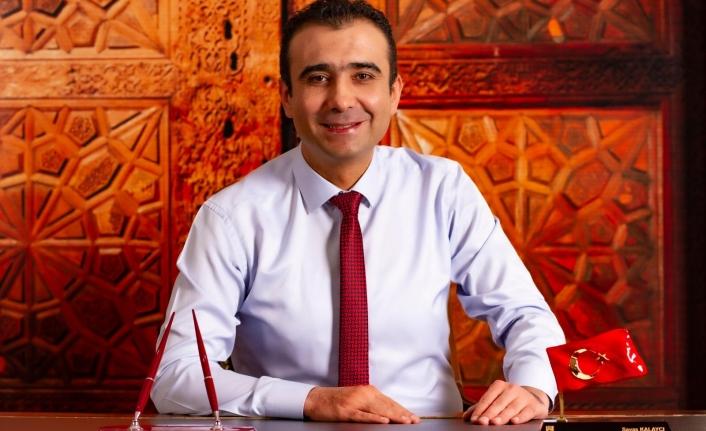 Başkan Kalaycı'nın İstiklal Marşımızın Kabulü Ve Mehmet Akif Ersoy'u Anma Günü Mesajı