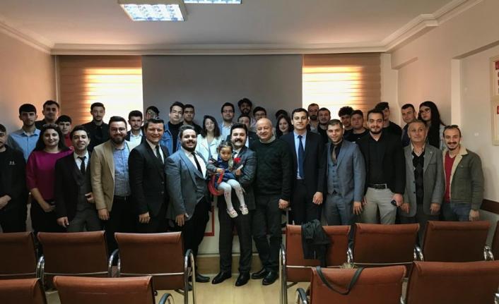 CHP Karaman Gençlik Kolları İl Kongresi Gerçekleşti