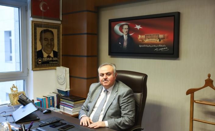 """Dr. Recep Şeker; """"İstiklal Marşı Bağımsızlığımızın Sembolüdür"""""""