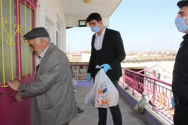 Kazımkarabekir'de Yaşlılarımızın İhtiyaçları Gideriliyor