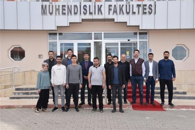 Mühendislik Fakültesi Öğrencilerinden Tübitak Başarısı