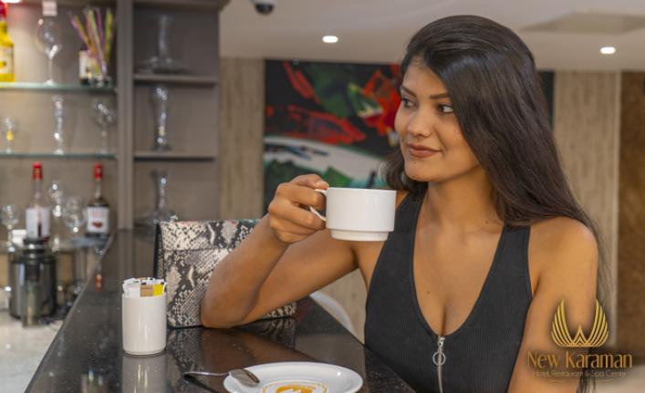 New Karaman Otel'le Şehrin Işıklarına Karşı Eşsiz Lezzetler Sizleri Bekliyor