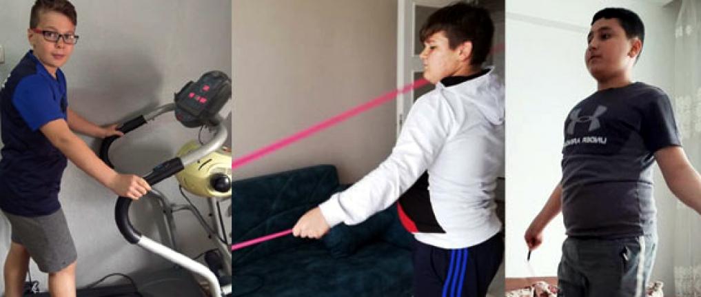 Virüs Judocuların Antremanlarına Engel Olamadı