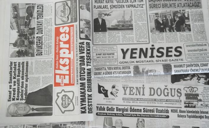 Yerel Gazetelerden Küçülme Kararı