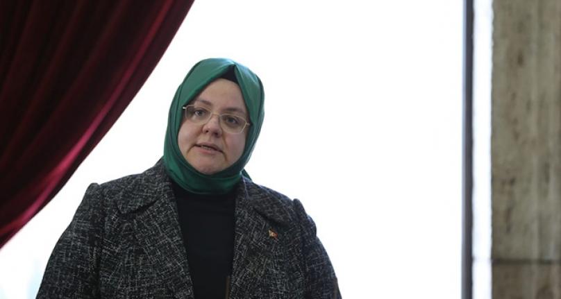Bakan Duyurdu 64 Milyon Lira Ödenek Gönderildi