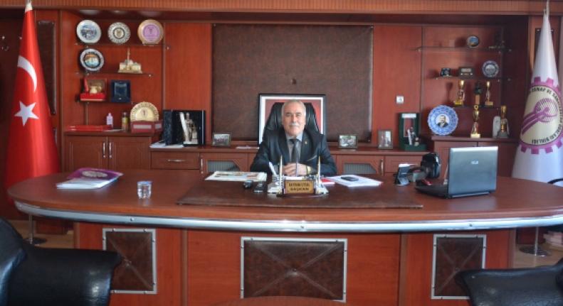Başkan Bayram Uysal, Prim Ödeme Sürelerinin Ertelenmesi Hakkında Açıklama Yaptı
